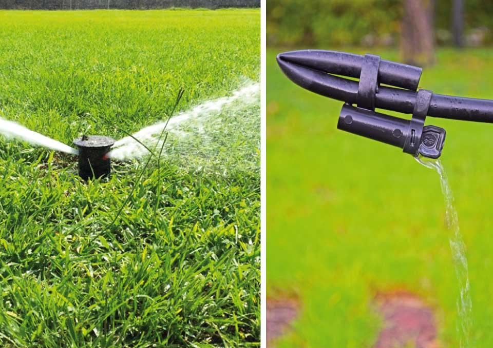 Centraline per l'irrigazione: cosa sono e come funzionano