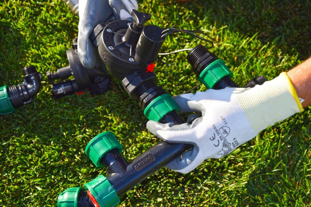 Manutenzione impianti irrigazione - SATI