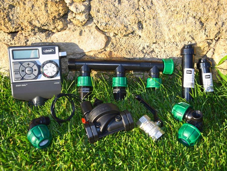 Impianti irrigazione automatico - SATI